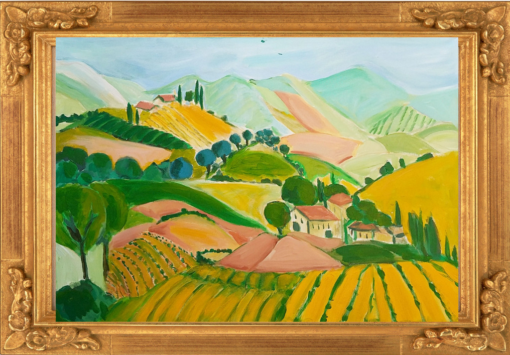 5a. Italy landscape